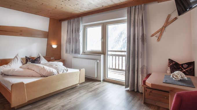 Doppelzimmer Giggijoch